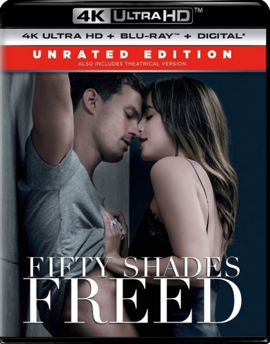 Fifty Shades Freed 4K 2018