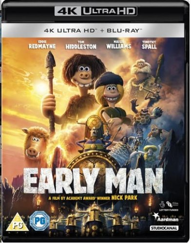 Early Man 4K 2018
