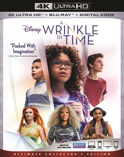 A Wrinkle in Time 4K 2018