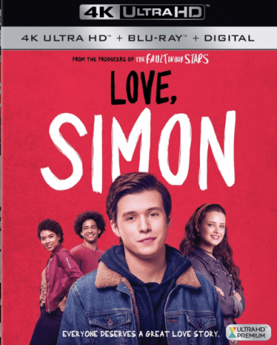 Love, Simon 4K 2018