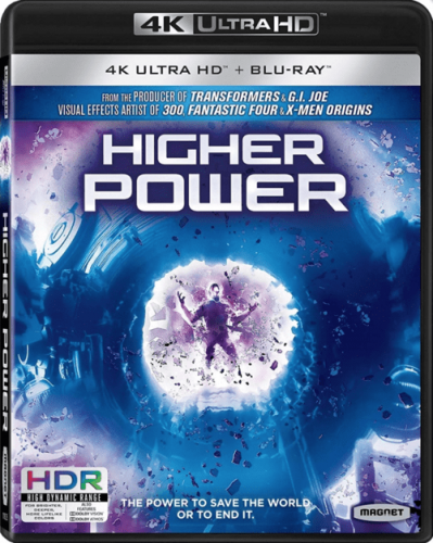 Higher Power 4K 2018