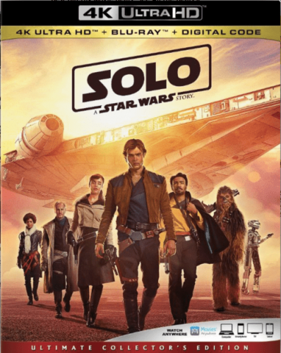 Solo: A Star Wars Story 4K 2018