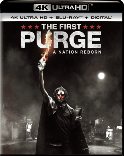 The First Purge 4K 2018