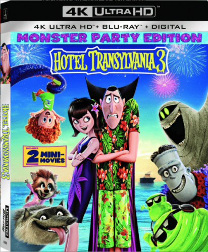 Hotel Transylvania 3: Summer Vacation 4K 2018