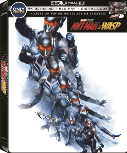 Ant-Man and the Wasp 4K 2018