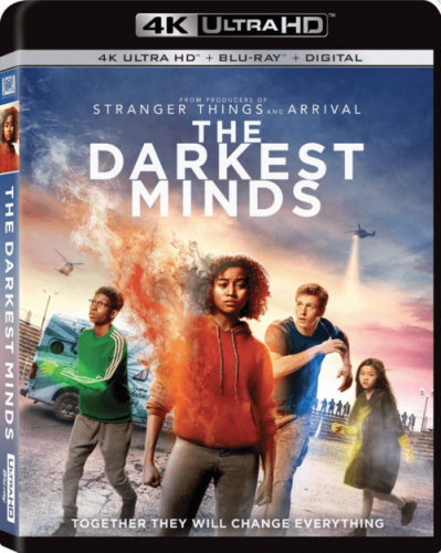 The Darkest Minds 4K 2018