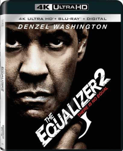 The Equalizer 2 4K 2018