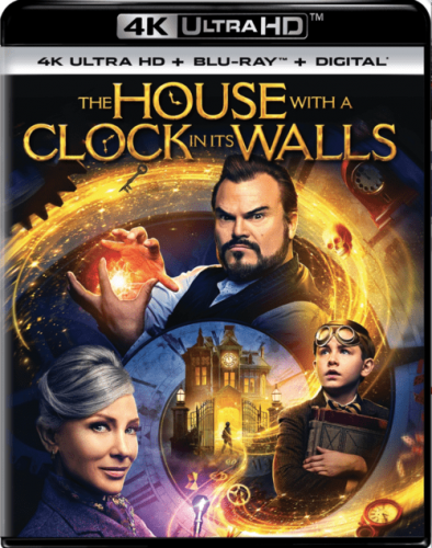 The House with a Clock in Its Walls 4K 2018