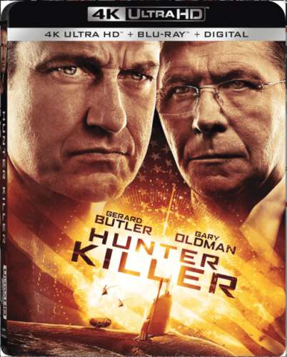 Hunter Killer 4K 2018