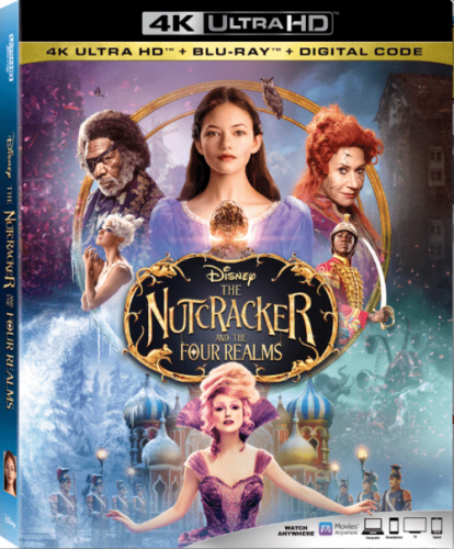 The Nutcracker and the Four Realms 4K 2018