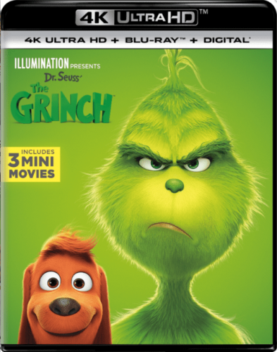 The Grinch 4K 2018
