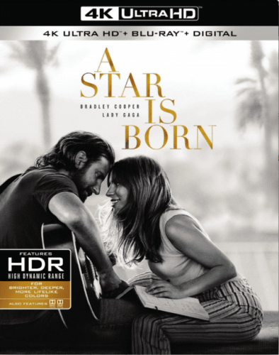 A Star Is Born 4K 2018