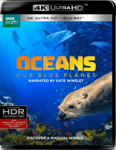 Oceans Our Blue Planet 4K 2018 DOCU