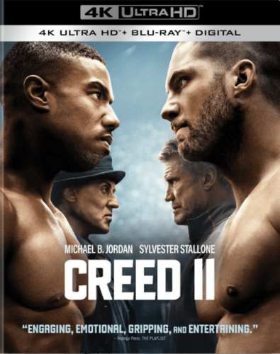 Creed II 4K 2018