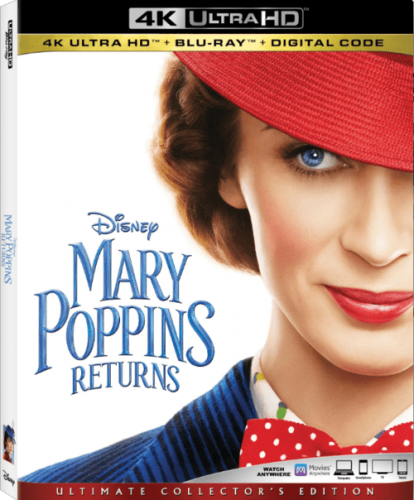 Mary Poppins Returns 4K 2018