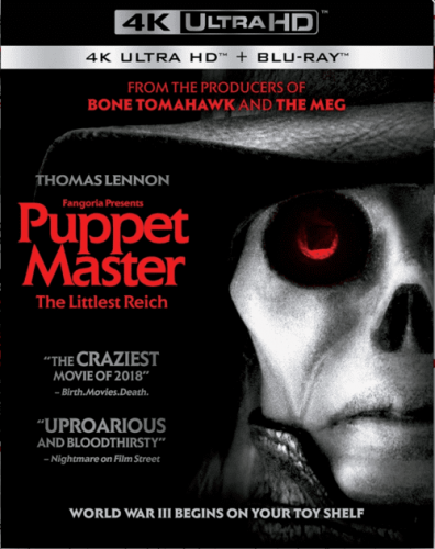 Puppet Master The Littlest Reich 4K 2018