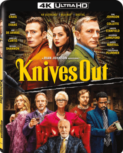 Knives Out 4K 2019