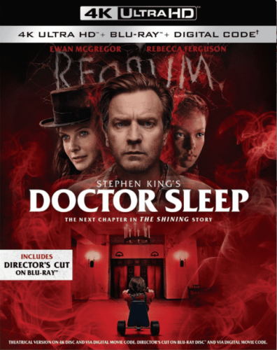 Doctor Sleep 4K 2019 THEATRICAL