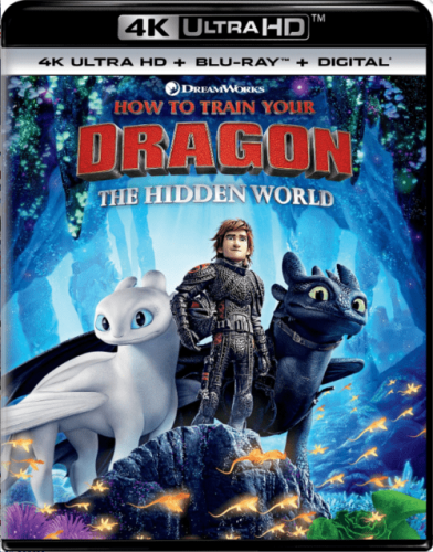 How to Train Your Dragon The Hidden World 4K 2019