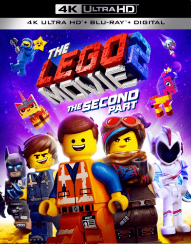 The Lego Movie 2 The Second Part 4K 2019