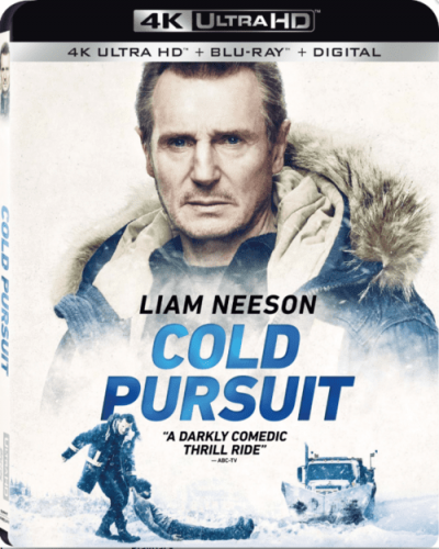 Cold Pursuit 4K 2019
