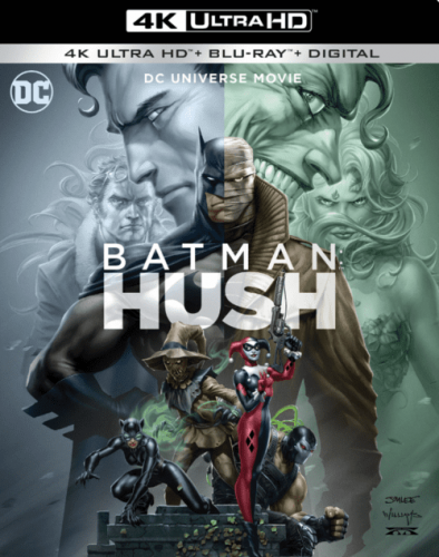 Batman Hush 4K 2019