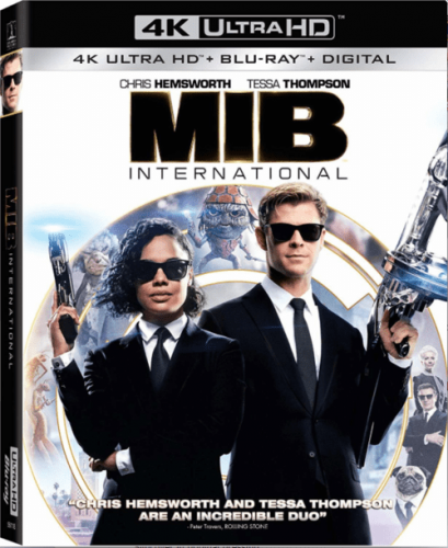 Men in Black International 4K 2019