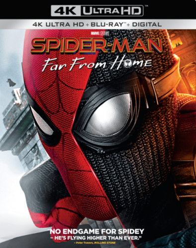 Spider-Man Far from Home 4K 2019