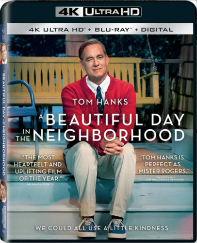 A Beautiful Day in the Neighborhood 4K 2019