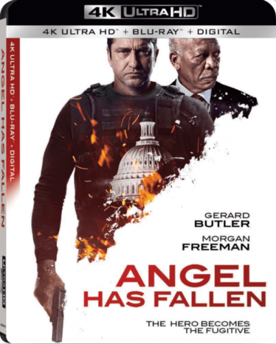 Angel Has Fallen 4K 2019