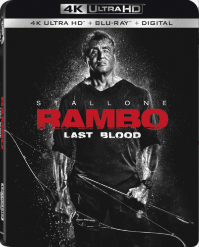 Rambo Last Blood 4K 2019
