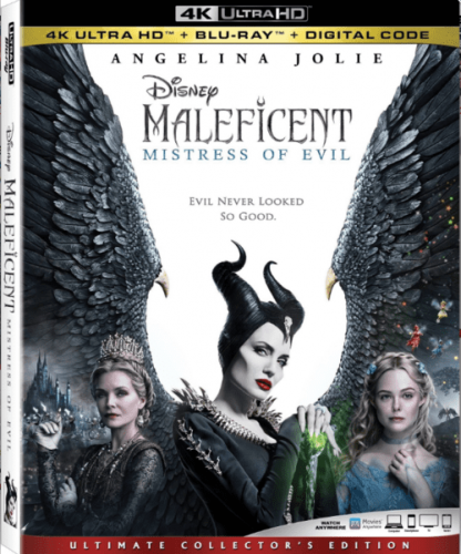 Maleficent Mistress Of Evil 4K 2019