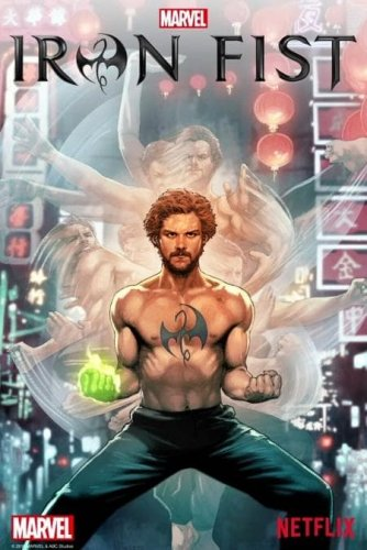 Marvels Iron Fist in 4K