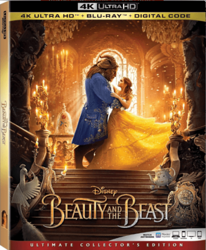 Beauty and the Beast 4K 2017