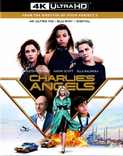 Charlies Angels 4K 2019