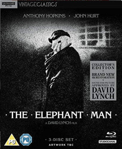 The Elephant Man 4K 1980