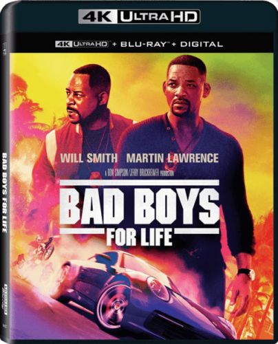 Bad Boys for Life 4K 2020