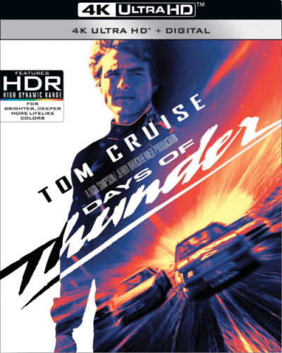 Days of Thunder 4K 1990
