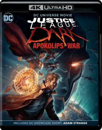 Justice League Dark Apokolips War 4K 2020