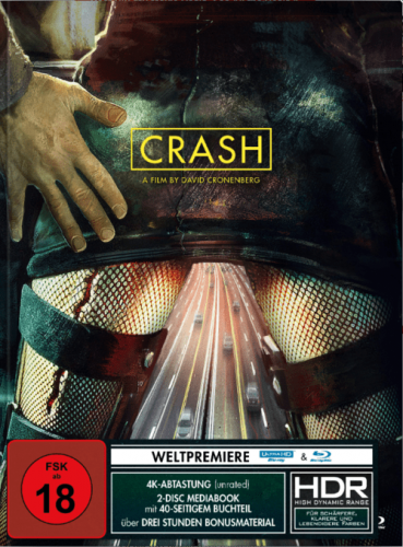 Crash 4K 1996 UNRATED