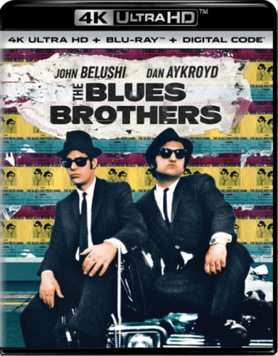 The Blues Brothers 4K 1980 EXTENDED