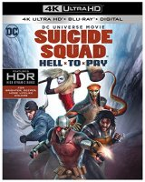Suicide Squad: Hell to Pay 4K 2018