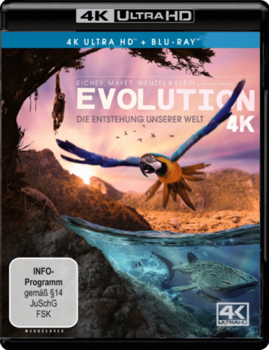 Evolution 4K 2018 DOCU