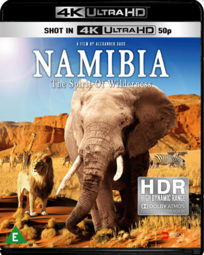 Namibia The Spirit of Wilderness 4K 2016 DOCU