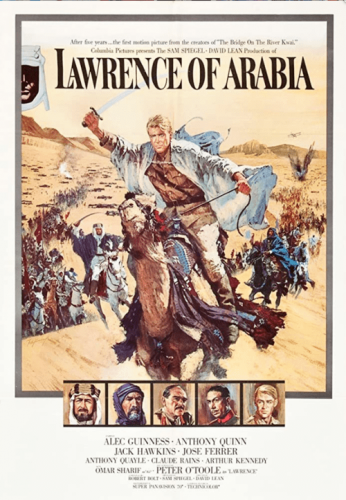 Lawrence of Arabia 4K 1962