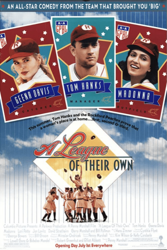 A League of Their Own 4K 1992