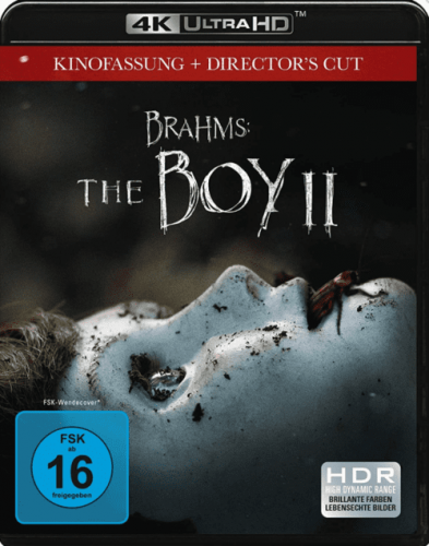 Brahms The Boy II 4K 2020