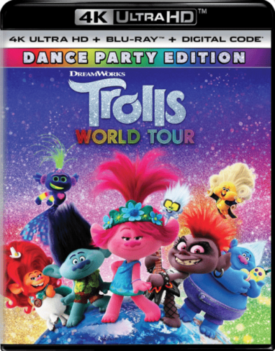 Trolls World Tour 4K 2020