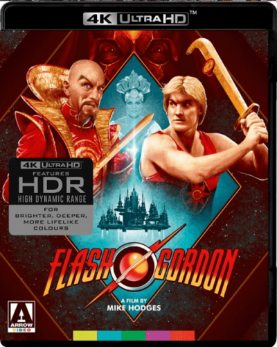 Flash Gordon 4K 1980