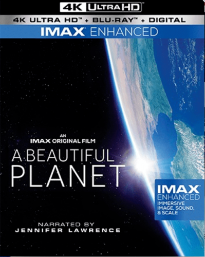 A Beautiful Planet 4K 2016 DOCU